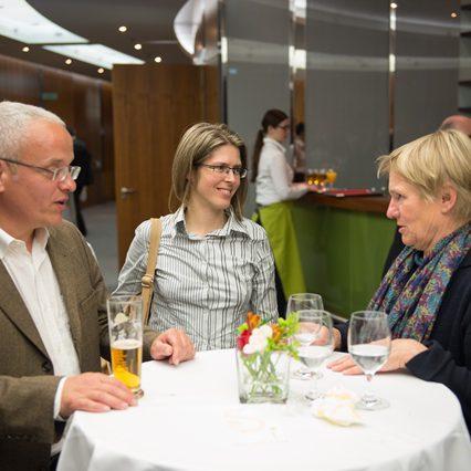 Wolfgang Amann, Gerlinde Gutheil, Ulrike Böker, Fotocredit: Luiza Puiu