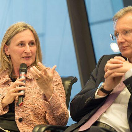 Gertrude Schwebisch und Manfred Url, Fotocredit: Luiza Puiu