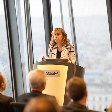 Karin Wagner, Senior Expert, OeNB, Fotocredit: Luiza Puiu