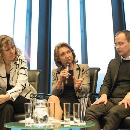 Karin Wagner, Sylvia Wustinger-Renezeder, Paul Pöltner, Fotocredit: Luiza Puiu