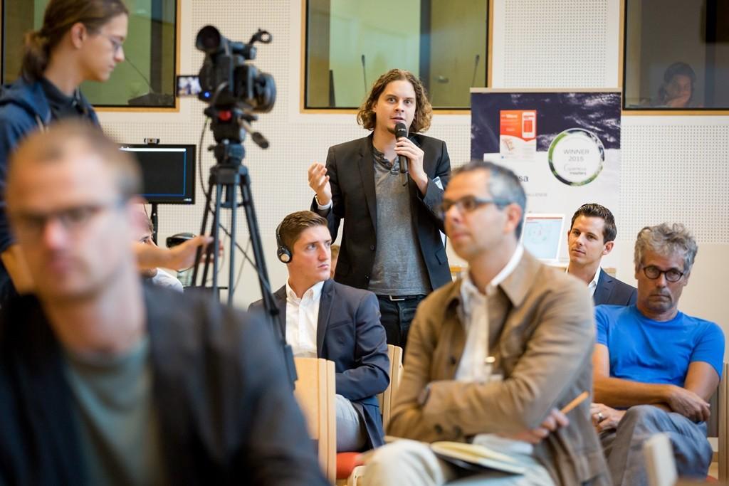 Publikum bei den Alpbacher Baukulturgesprächen, Fotocredit: Andrei Pungovschi